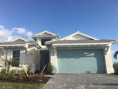 Naples Single Family Home For Sale: 8964 Mustique Ln