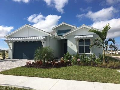 Naples Single Family Home For Sale: 8941 Mustique Ln
