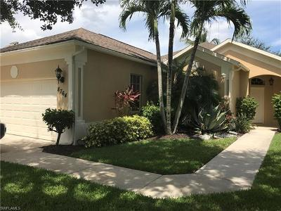 Naples Single Family Home For Sale: 8764 Ibis Cove Cir