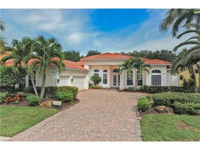 Estero Single Family Home For Sale: 19452 La Serena Dr