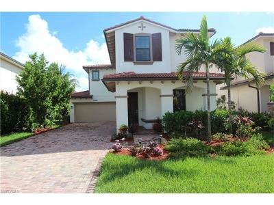 Collier County, Lee County Single Family Home For Sale: 1319 Kendari Ter