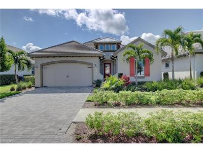 Collier County Single Family Home For Sale: 5092 Tortola Ct