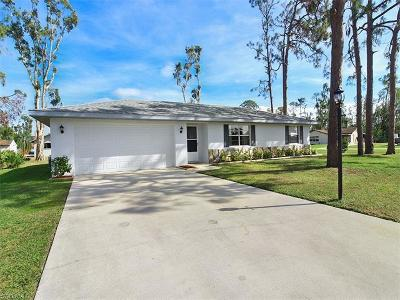 Fort Myers Single Family Home For Sale: 18685 Sarasota Rd