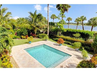 Sanibel FL Single Family Home For Sale: $850,000