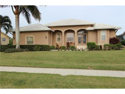 Marco Island Single Family Home Pending With Contingencies: 183 Dan River Ct