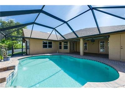 Cape Coral Single Family Home Pending With Contingencies: 1812 NE 19th Ave