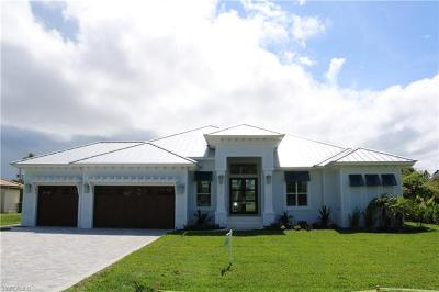 Marco Island Single Family Home For Sale: 1151 Vernon Pl
