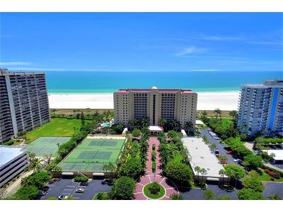 Marco Island Condo/Townhouse Pending With Contingencies: 100 N Collier Blvd #403