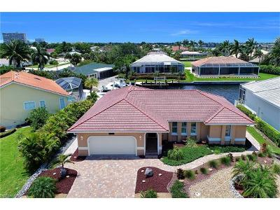 Marco Island Single Family Home Pending With Contingencies: 970 Ironwood Ct