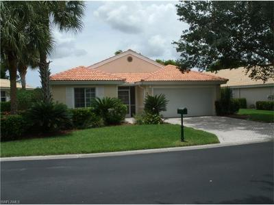 Naples Single Family Home For Sale: 7481 Berkshire Pines Dr