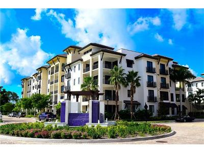 Naples Square Condo/Townhouse For Sale: 1135 3rd Ave S Ave #405