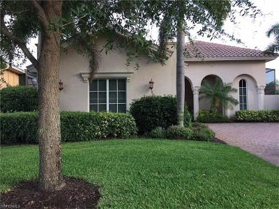 Naples Single Family Home For Sale: 3084 Terramar Dr