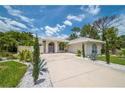 Bonita Springs Single Family Home For Sale: 11 6th St