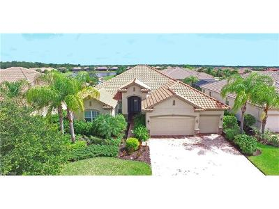 Naples FL Single Family Home Pending With Contingencies: $824,900