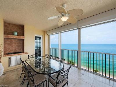 Collier County Condo/Townhouse For Sale: 9235 Gulf Shore Dr #702
