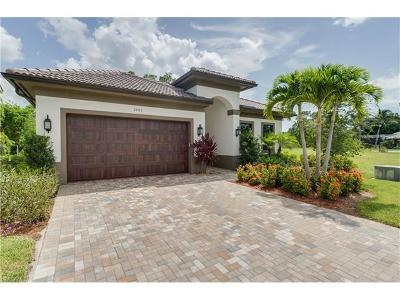 Naples FL Single Family Home For Sale: $849,000