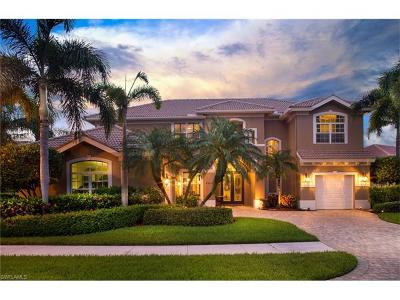 Naples Single Family Home For Sale: 4943 Rustic Oaks Cir