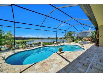 Bonita Springs Single Family Home Pending With Contingencies: 23091 Sanabria Loop