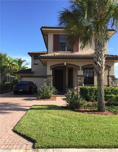 Collier County, Lee County Single Family Home For Sale: 1233 Kendari Ter