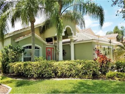 Bonita Springs Single Family Home For Sale: 28459 Hidden Lake Dr