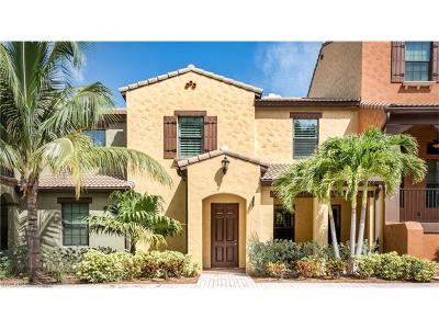 Collier County Condo/Townhouse For Sale: 9063 Capistrano St N #4406