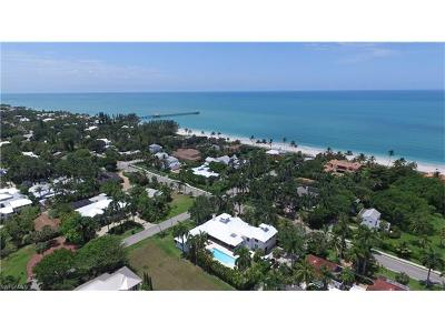 Naples Single Family Home For Sale: 875 Gulf Shore Blvd S