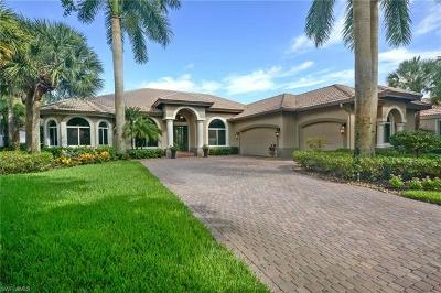 Estero Single Family Home For Sale: 22972 Shady Knoll Dr