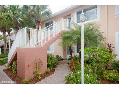 Collier County Condo/Townhouse For Sale: 2390 Bayou Ln #2