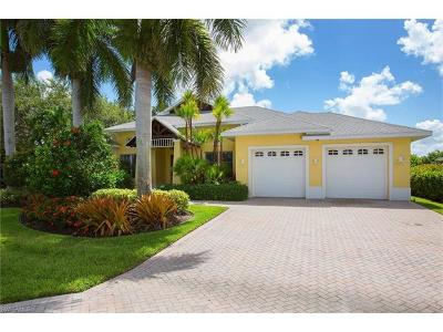 Fort Myers Single Family Home For Sale: 5965 Baker Ct