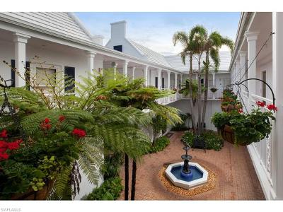 Naples Condo/Townhouse For Sale: 292 14th Ave S #H