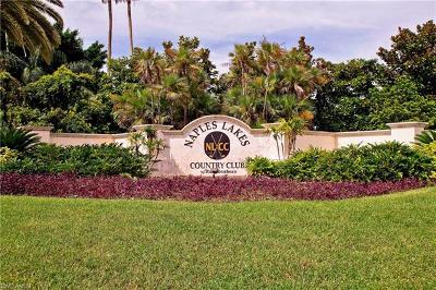 Naples Condo/Townhouse For Sale: 4680 Winged Foot Ct #202