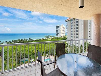 Naples Condo/Townhouse For Sale: 40 Seagate Dr #603