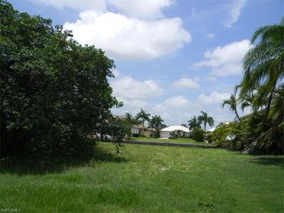 Marco Island Residential Lots & Land For Sale: 768 Amazon Ct