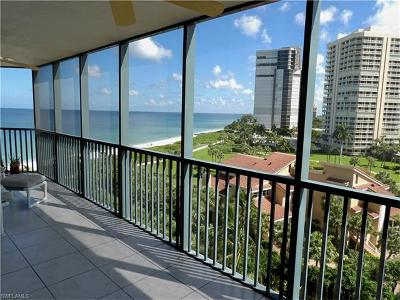 Condo/Townhouse Sold: 4651 Gulf Shore Blvd N #606
