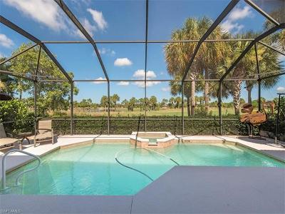 Estero Single Family Home Pending With Contingencies: 23420 Caraway Lakes Dr