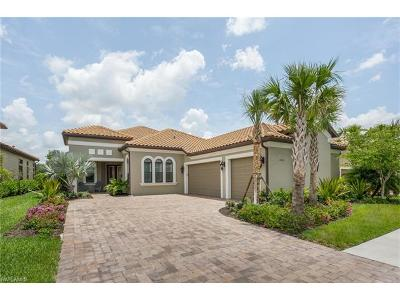 Naples Single Family Home For Sale: 8852 Savona Ct