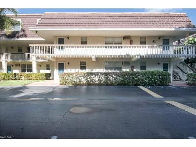 Marco Island Condo/Townhouse For Sale: 87 N Collier Blvd #J-9