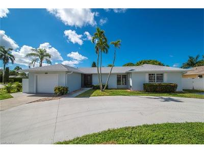 Marco Island Single Family Home For Sale: 1331 6th Ave