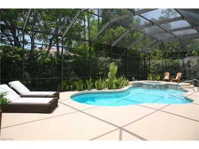 Naples Single Family Home For Sale: 5188 Mabry Dr