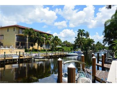 Naples Condo/Townhouse For Sale: 1373 Chesapeake Ave #A-1