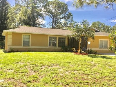 Naples Single Family Home For Sale: 570 16th St SE