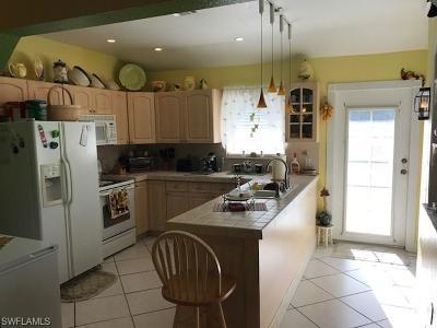 Naples Single Family Home For Sale: 1704 Benton Rd