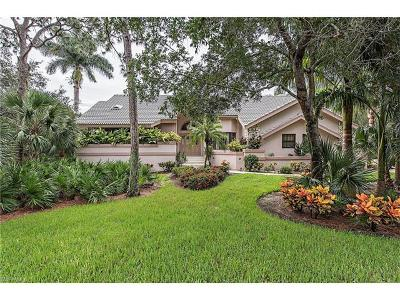 Bonita Springs Single Family Home For Sale: 3610 Woodlake Dr