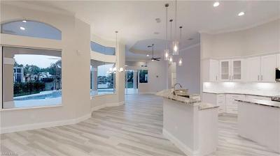 Naples FL Single Family Home Pending With Contingencies: $819,900