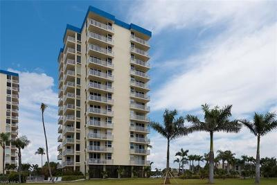 Fort Myers Beach Condo/Townhouse For Sale: 7330 Estero Blvd #603B
