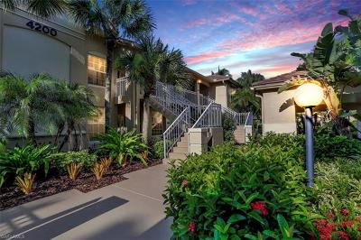 Bonita Springs Condo/Townhouse For Sale: 4200 Sawgrass Point Dr #204