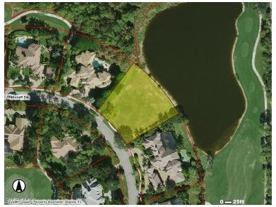 Collier County, Lee County Residential Lots & Land For Sale: 6523 Highcroft Dr
