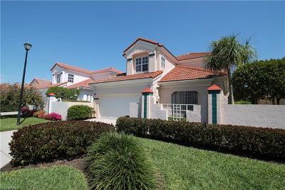 Naples Single Family Home For Sale: 5909 Almaden Dr