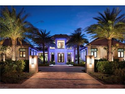 Naples FL Single Family Home For Sale: $15,900,000