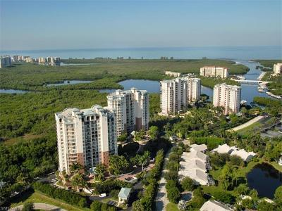 Naples Condo/Townhouse For Sale: 445 Cove Tower Dr #1601